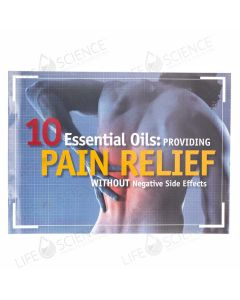 Natural Pain Relief: 10 Essential Oils (10-pack)