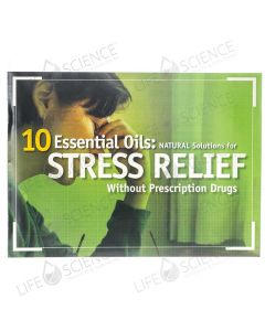 Natural Stress Relief: 10 Essential Oils (10-pack)