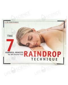 7 Benefits Of Raindrop Technique Brochure (10-pack)