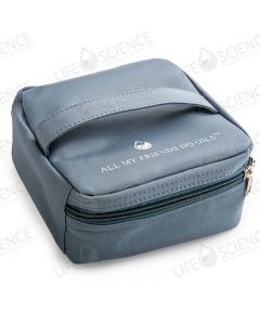 Aroma Tote 16 vial 15-ml Carry Case Gray