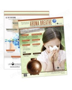 Aroma Breathe Tear Pad (50 Sheets)