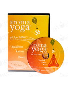 Aroma Yoga DVD - Tracy Griffiths