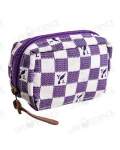 YL Checkerboard 6 vial case 4x15ml, 2X5 ml