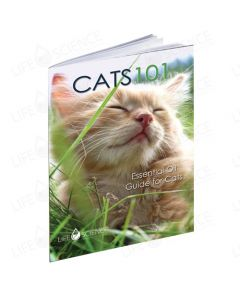 Cats 101 Mini Booklet 1st Edition (10 Pack)