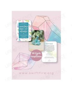 Crystals, Oils, and Decrees: 80 Cards of Inspiration