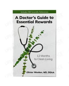 A Doctor's Guide to Essential Rewards Book - Doctor Oli Wenker