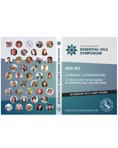 2018 Global Online Essential Oils Symposium DVD SET