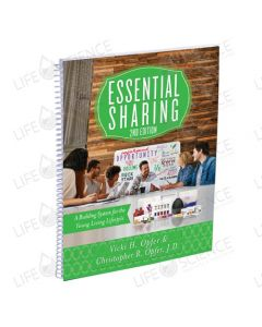 Essential Sharing 2nd Edition (Full-Color) - Vicki H. Opfer & Christopher R. Opfer, J.D.