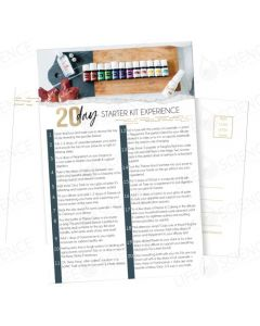 20 Day Starter Kit Experience Postcard (10 pack)