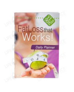 Essential Oil Fat Loss that Works Daily Planner