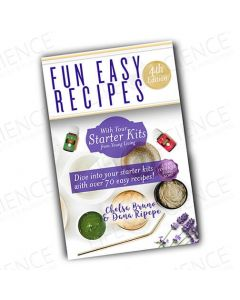 Fun Easy Recipes 4th Edition - Chelsa Bruno & Dana Ripepe - Includes PSK and Welcome Home Starter Kits