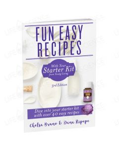 Fun Easy Recipes 3rd Edition - Chelsa Bruno & Dana Ripepe