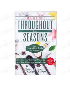 Fun Easy Recipes Throughout the Seasons - Chelsa Bruno & Dana Ripepe