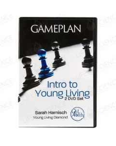 Gameplan: Intro to Young Living DVD set - Sarah Harnisch