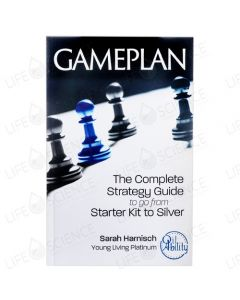 Gameplan: The Complete Strategy Guide to go from Starter Kit to Silver (3rd Edition)- Sarah Harnisch