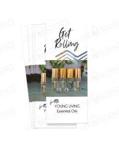 New Get Rolling with YL Essential Oils Brochure (25 Pack)
