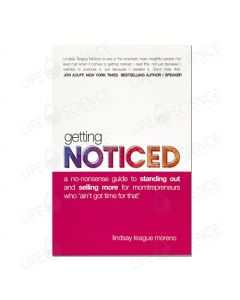 Getting Noticed 2nd Edition - Lindsay Teague Moreno