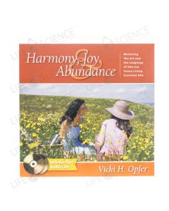Harmony Joy & Abundance AudioBook - Vicki H. Opfer