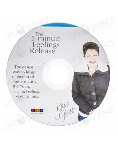 Kaye Lynne  The 15 minute Feeling Release CD audio