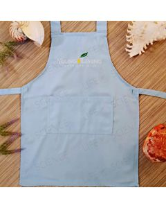 YL Children's Apron - Blue