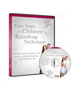 Kaye Lynne - Easy Steps for Children's Raindrop Technique DVD