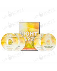 Light Beyond Trauma CD set 4 - Dr. Corinne Allen