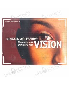 Ningxia Wolfberry Preserving and Protecting Vision (10 pack Brochure)