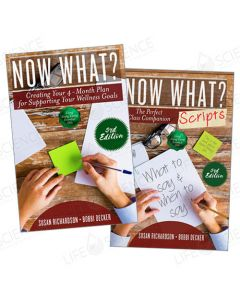 Now What? 3rd Edition Bundle