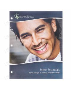 Natures Remedies Mens Essentials Module