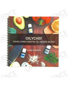 Oily Chef Cookbook - Shane Durkopp