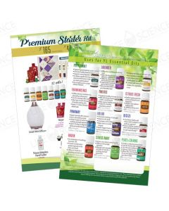 2019 Become a Member with the Premium Starter Kit Flyer (100 pack)