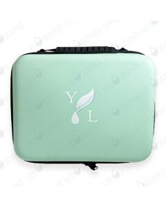 Essential Oil Carrying Case with Foam Insert - Seafoam