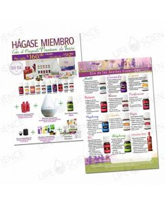 Spanish - Become a Member with the Premium Starter Kit Flyer  (100 Pack)