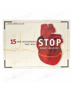 15 Discoveries To Stop Heart Disease (10 Pack Brochure) - Ron Lawrence MD, PHD