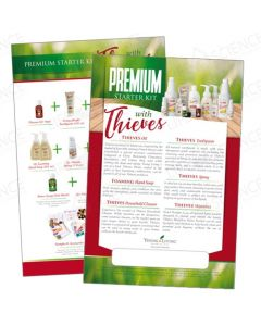 2019 Premium Starter Kit with Thieves Flyer  (100 pack)