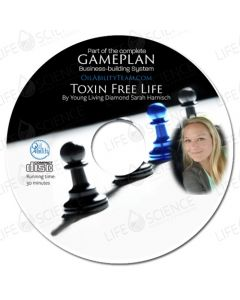 Gameplan: Toxin Free Life CD - Sarah Harnisch