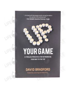 Up Your Game Hardcover - David Bradford
