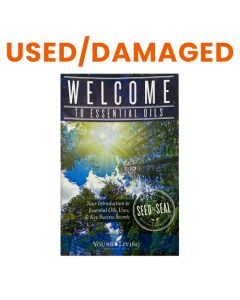 DAMAGED Welcome to Essential Oils (5-pack)