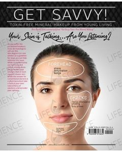 Get Savvy! Your Skin Is Talking...Are You Listening? (50 Sheets)